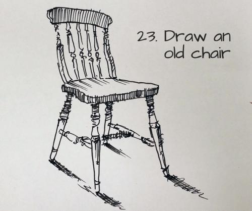 Что нарисовать в скетчбуке идеи для начинающих. Что нарисовать в скетчбуке? 101 идея от Мэтта Фассела: