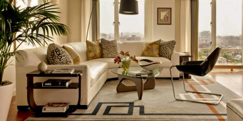 Что лучше угловой диван или обычный. Диван для гостиной