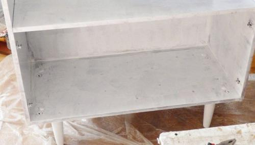 Советские мебельные стенки. Как правильно реставрировать и обновить советскую стенку