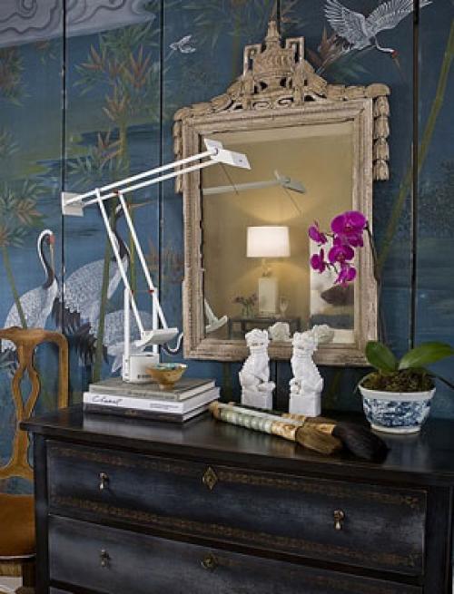 Орхидея в интерьере квартиры. Орхидеи в интерьере: элегантные и нежные