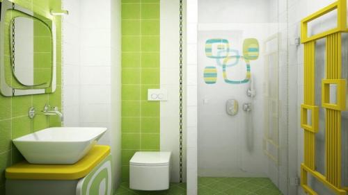 Какой цвет для ванной комнаты по васту. Благоприятные цвета в ванной комнате по фен-шуй