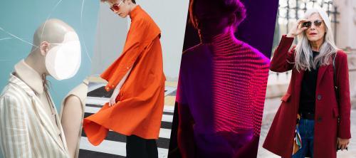Pantone цвет 2019 года. Неделя моды в Нью-Йорке Осень / Зима 2019/2020