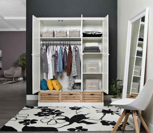 Мебель для спальной комнаты. Необычные мебельные изделия для спальной комнаты