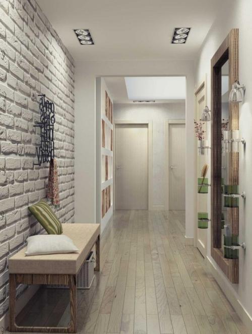 Дизайн узкой прихожей в квартире. С чего начать?