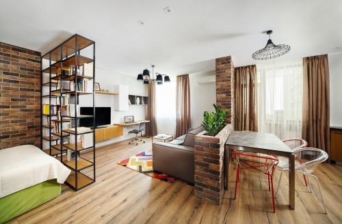 Дизайн маленькой однокомнатной квартиры. Содержание статьи