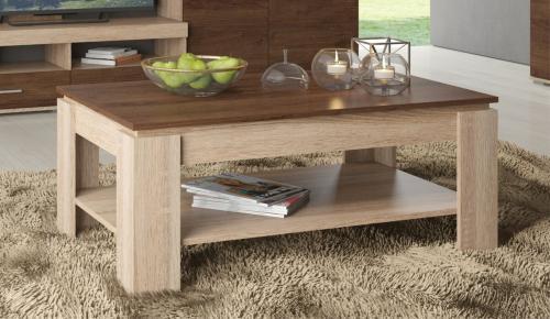 Журнальний столик як універсальний і багатофункціональний предмет меблів
