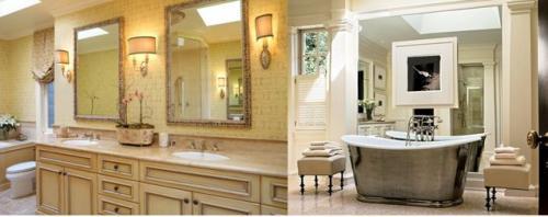 Фен-шуй ванной комнаты и туалета. Расположение ванной комнаты