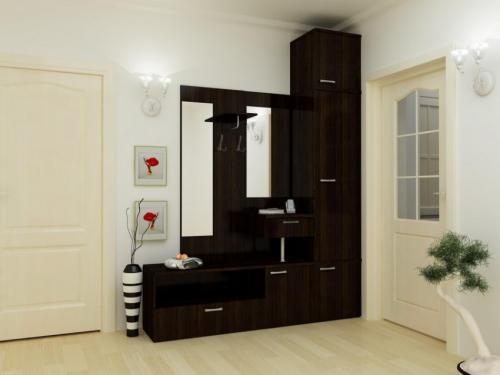 Прихожая открытого типа. Мебель в коридор – примеры вариантов оригинальной, красивой и современной меблировки для прихожих и коридоров (135 фото)