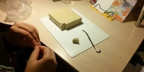 Сколько по времени сохнет скульптурный пластилин. Скульптурный пластилин - как работать с материалом, отличия от обычного, обзор по производителям и цене