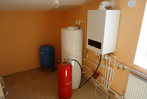 Схема Подключение газового котла к системе отопления. Схемы подключения газовых котлов