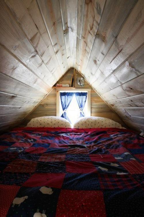 Как обустроить маленький дачный домик своими руками