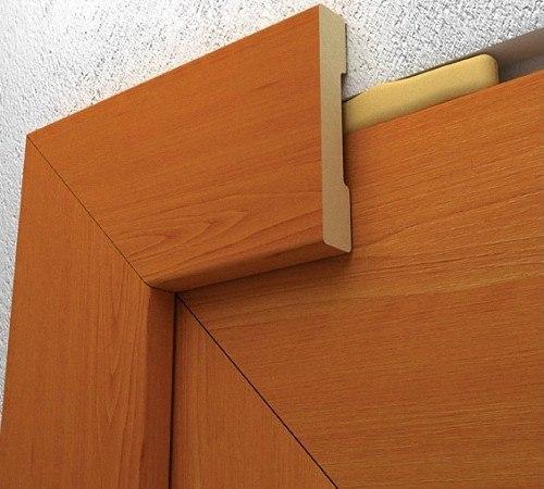Какие наличники лучше для межкомнатных дверей