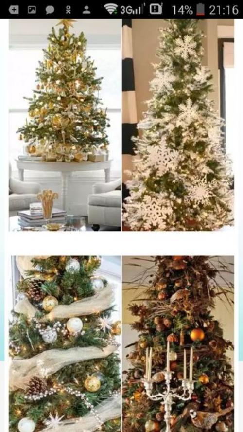 Как украсить елку в этом году 2018