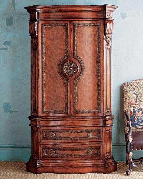 Что такое платяной шкаф, как он появился? - мебель своими ру.
