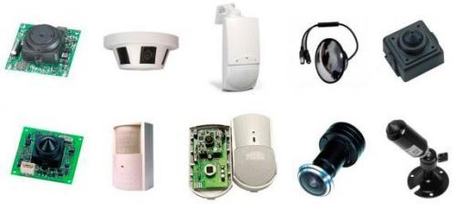 Системы видеонаблюдения  Установка цифровых систем