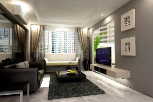вдохновляющие идеи для маленькой гостиной всё об интерьере для