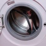 Как очистить стиральную машину.
