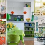 7 свежих идей для весеннего обновления вашей кухни: