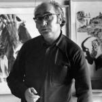 Армянский художник Григор ханджян.