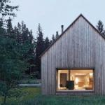 Дом на болотах (Haus am Moor) в Австрии.