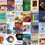 "Библиотека ""Цветоведение / Колористика"" (50 книг)."