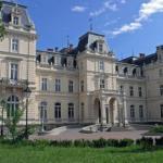 Дворец потоцких во Львове - образец французкого барокового класицизма!