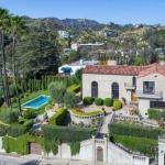 Эллен помпео продает дом в средиземноморском стиле.