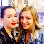 Вместе с @Kseniajasvina мы выбираем очередную красоту для её проекта!