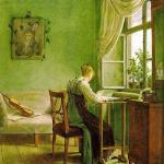Как страсть к зеленому цвету людей в викторианскую эпоху убивала.