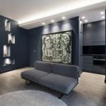 Небольшая квартира в Милане с неповторимым характером.
