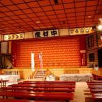 Немного фото с представлений в театре кабуки студии и внутренних интерьеров.