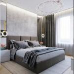 Оцените дизайн спальни от 1 до 10.