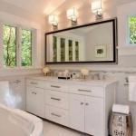 Как быстро обновить ванную комнату: 7 советов.