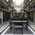 Рестораны Петербурга, где можно поиграть на рояле.