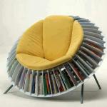Кресло книголюба: 7 самых невероятных мини - библиотек.