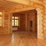 Как заделать щели в деревянных полах.