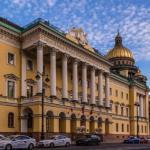 Дом Лобанова - ростовского или дом со львами.
