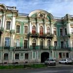 Дом Елизаветы Бутурлиной.