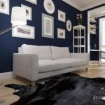 "Однокомнатная квартира ""Ikea Style""."