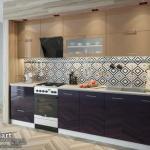 Материалы для фасадов кухни: основные характеристики, плюсы и минусы.