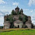 Церковь в селе кырмыж.