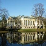Каменностровский дворец - один из дворцов Санкт-петербурга, памятник времён Екатерины II, загородная императорская резиденция.