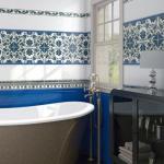 Ванная комната должна быть и модной, и практичной одновременно.