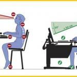 Как сохранить здоровье, работая за компьютером?
