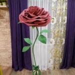 Новая ростовая роза - подарок маме от любящих детей и внучек!