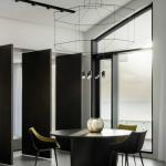 Баланс сил: двухуровневая квартира в Сочи.