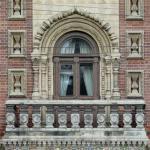 Дом игумнова - последняя работа Николая поздеева.