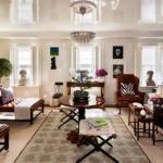 """Как визуально """"Приподнять"""" потолок: 10 дизайнерских приемов."""