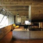 Дом - бункер архитектора Паулу мендеса да роши.
