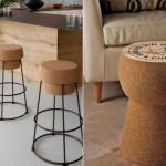 Пробковая раковина, стулья в виде винных пробок и другие чудеса дизайнерской мысли.